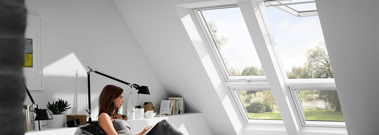 Dachfl chen fenster zimmerei holzbau guido oevermann for Fenster 3 teilig